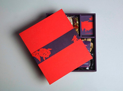 2009 ecoh chinese new year gift set fufu print inc - Best new year gift ideas ...